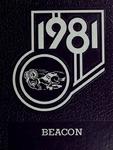 Suffolk University Beacon yearbook, 1981