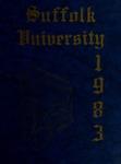 Suffolk University Beacon yearbook, 1983