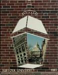 Suffolk University Beacon yearbook, 1985