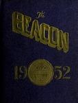 Suffolk University Beacon/Lex yearbook, 1952
