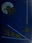 Suffolk University Beacon yearbook, 1957