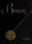 Suffolk University Beacon yearbook, 1958