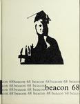 Suffolk University Beacon yearbook, 1968
