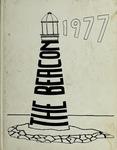 Suffolk University Beacon yearbook, 1977