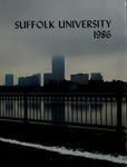 Suffolk University Beacon yearbook, 1986