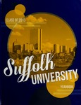 Suffolk University Beacon yearbook, 2013 by Suffolk University