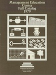 Suffolk University Academic Catalog, School of Management, Management Education Center, Fall 1979