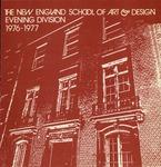 Suffolk University Academic Catalog, New England School of Art and Design (NESAD)--evening--version 2, Spring 1976