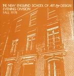 Suffolk University Academic Catalog, New England School of Art and Design (NESAD)--evening division, 1978