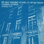Suffolk University Academic Catalog, New England School of Art and Design (NESAD)--Spring evening division, 1979