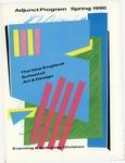 Suffolk University Academic Catalog, New England School of Art and Design (NESAD)--Spring evening and Saturday adjunct program, 1990