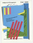 Suffolk University Academic Catalog, New England School of Art and Design (NESAD)--Fall evening and Saturday adjunct program, 1990
