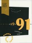 Suffolk University Academic Catalog, New England School of Art and Design (NESAD)--Spring evening and Saturday adjunct program, 1991 by New England School of Art and Design