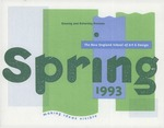 Suffolk University Academic Catalog, New England School of Art and Design (NESAD)--Spring evening and Saturday adjunct program, 1993