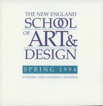 Suffolk University Academic Catalog, New England School of Art and Design (NESAD)--Spring evening & Saturday and summer adjunct programs, 1994 by New England School of Art and Design