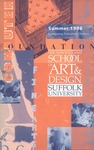 Suffolk University Academic Catalog, New England School of Art and Design (NESAD)--Summer continuing education programs, 1996