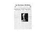 Newspaper- Suffolk Journal Vol. 1, No. 3, 11/19/1936