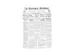 Newspaper- Suffolk Journal Vol. 1, No. 6, 2/19/1937