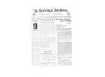 Newspaper- Suffolk Journal Vol. 1, No. 8, 4/22/1937