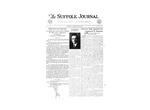 Newspaper- Suffolk Journal Vol. 2, No. 1, 9/29/1937