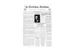 Newspaper- Suffolk Journal Vol. 2, No. 2, 10/19/1937