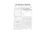 Newspaper- Suffolk Journal Vol. 2, No. 4, 12/16/1937
