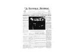 Newspaper- Suffolk Journal Vol. 2, No. 6, 2/25/1938