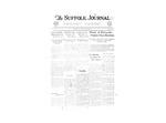 Newspaper- Suffolk Journal Vol. 2, No. 7, 3/21/1938
