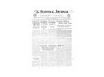 Newspaper- Suffolk Journal Vol. 2, No. 8, 4/18/1938