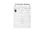 Newspaper- Suffolk Journal Vol. 3, No. 1, 10/19/1938