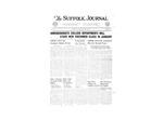 Newspaper- Suffolk Journal Vol. 1, No. 2, 12/15/1939
