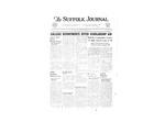 Newspaper- Suffolk Journal Vol. 3, No. 3, 3/19/1940