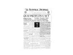 Newspaper- Suffolk Journal Vol. 5, No. 2, 4/1/1948