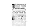 Newspaper- Suffolk Journal Vol. 5, No. 3, 5/15/1948