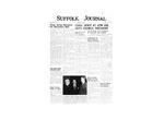 Newspaper- Suffolk Journal Vol. 9, No. 3, 11/09/1951