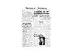 Newspaper- Suffolk Journal Vol. 11, No. 5, 5/1953