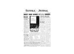 Newspaper- Suffolk Journal Vol. 12, No. 3, 12/1955