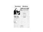 Newspaper- Suffolk Journal Vol. 12, No. 4, 1/1956