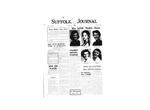 Newspaper- Suffolk Journal Vol. 12, No. 6, 3/1956