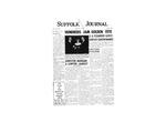 Newspaper- Suffolk Journal Vol. 12, No. 7, 4/1956