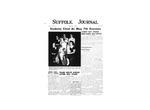 Newspaper- Suffolk Journal Vol. 12, No. 8, 5/1956