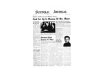 Newspaper- Suffolk Journal Vol. 13, No. 4, 1/1957