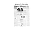 Newspaper- Suffolk Journal Vol. 13, No. 5, 2/1957