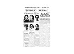 Newspaper- Suffolk Journal Vol. 13, No. 6, 3/1957