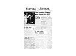 Newspaper- Suffolk Journal Vol. 13, No. 7, 4/1957