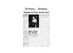 Newspaper- Suffolk Journal Vol. 13, No. 8, 5/1957