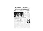 Newspaper- Suffolk Journal Vol. 14, No. 2, 11/1957