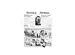 Newspaper- Suffolk Journal Vol. 14, No. 6, 4/1/1958