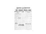 Newspaper- Suffolk Journal Vol. 15, No. 1, 10/1958