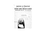 Newspaper- Suffolk Journal Vol. 15, No. 5, 4/1959